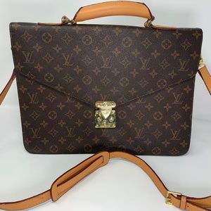 Louis Vuitton Briefcase Softsided